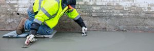 Ponce Contractors Inc. Finishing concrete Chicago